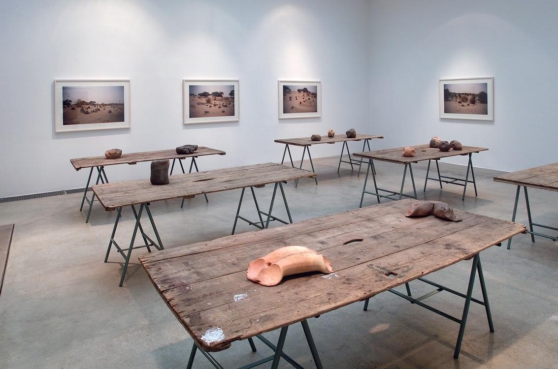 092_GABRIEL-OROZC0-exposition-Galerie-Chantal-Croussel-Paris-2002